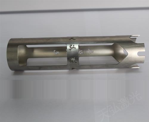 激光切管機切割樣品